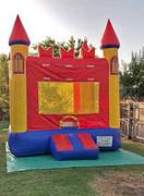 13x13 Primary Color Castle
