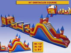 81' OBSTACLE