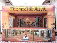 WILD WEST SHOOT OUT GAME