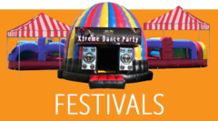 Festivals Event Rentals in Maine