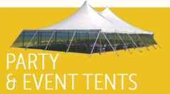 Party and Event Tent Rentals