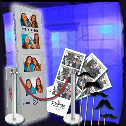 Photo Booth Special Events Package (3hrs)