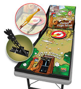 Chicken Flipper Carnival Game