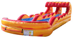 The Fire Wave Slip and Slide (Wet)