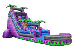 Purple Rush 22ft Giant Slide (Dry)
