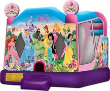 Disney Princess C4 Combo Bounce Slide (Dry)