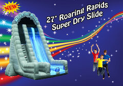 27' Roaring Rapids Super Dry Slide