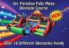 3pc Mega Obstacle Course
