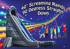 40' Screaming Rapids
