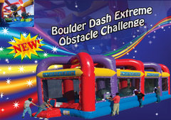 Boulder Dash Obstacle Challenge