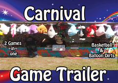 Two Way Carnival trailer