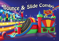 Slide & Bounce Combo Shared