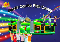 Jungle Combo Play Center