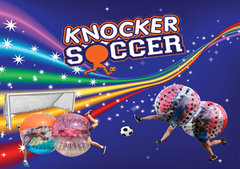 Knocker Bubble Soccer  Shared