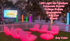 LED Party Furniture