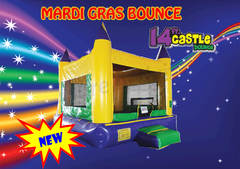 MardiGras Bounce House