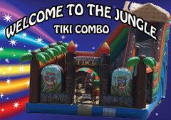 Welcome To The Jungle 10 in 1 Combo