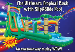 The Ultimate Tropical Rush