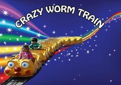 Crazy Worm Train
