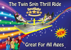 Twin Spin Thrill Ride