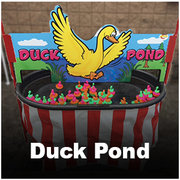 Lucky Duck Carnival Game