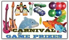 Carnival Game Prizes up to 100 Smalls