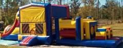 45 Ft Module Obstacle Course $395