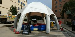 Inflatable Tent for The Bull $250