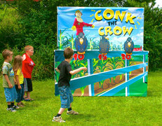 Conk the Crow Carnival Game $75