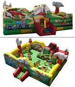 Little Builder Toddler Play land Combo $279