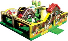 Farm Toddler Play land Combo $279