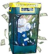 Cash Vault Money Machine