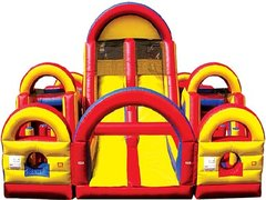 Huge Turbo Rush Obstacle Course $650