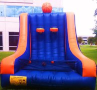 Inflatable Basket Ball Game