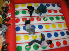 Inflatable Twister Game $199