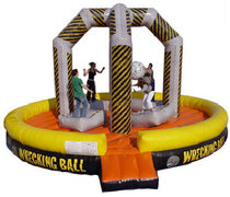 4 Player Wrecking Ball Game $399