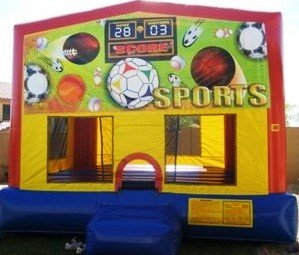 Sport Theme Fun House