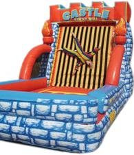 Castle Velcro Sticky Wall