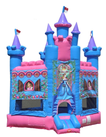 Deluxe Princess Castle