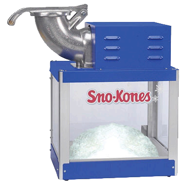 Snow-Kone Machine