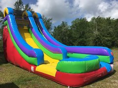 18ft Retro Slide