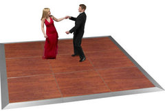 Dance Floor - Cherry Colored 4x4 Sections