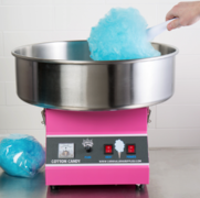 Cotton Candy And Snow Cone Machines