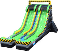 22 FOOT NUCLEAR POWER PLUNG WATER SLIDE