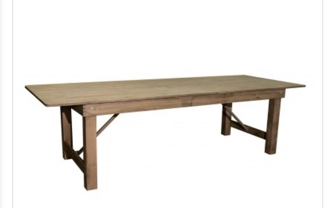 Farm Table Rustic 9'