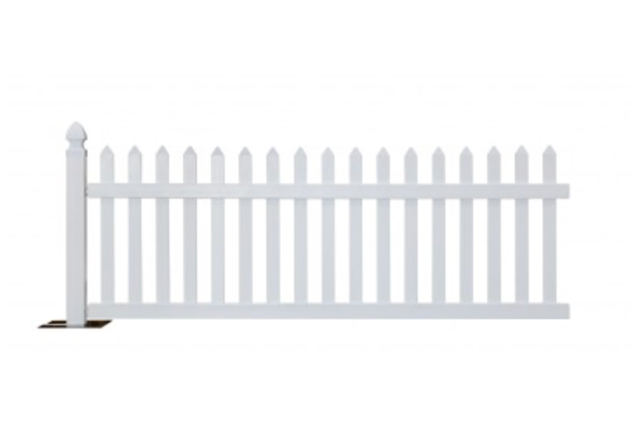 White Picket Fencing 10'