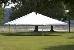 40x40 Frame Tent