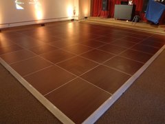 Dance Floor Parquet 8x8 up to 24x24