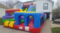 Dry Bounce Houses