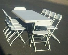Table and Chair Package